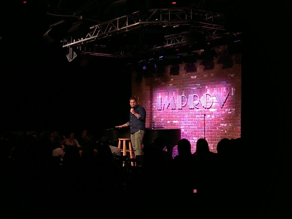 Jay Larson - Comedy Juice 10.16.2013