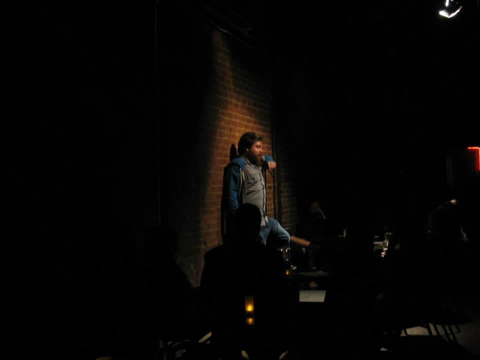 Dan St Germain at Laughing Devil