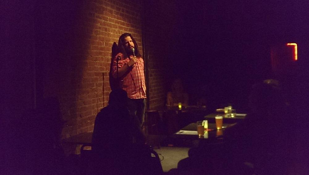 Chris Laker at Laughing Devil