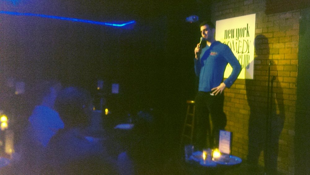 Sam Morril on Nacho Bitches