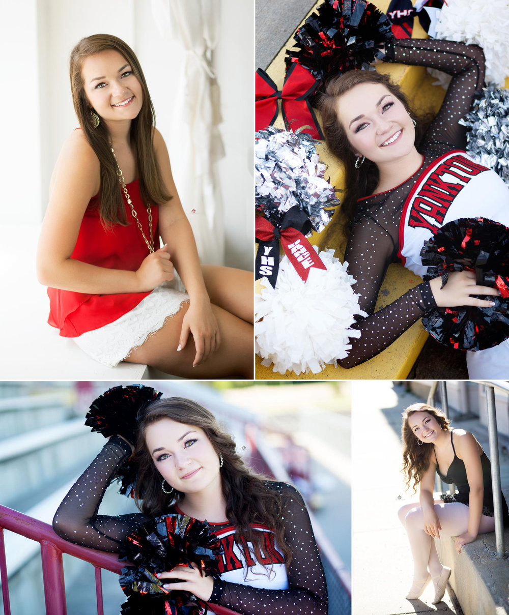 Cheerleading and Dance Pictures by Katie Swatek Photography