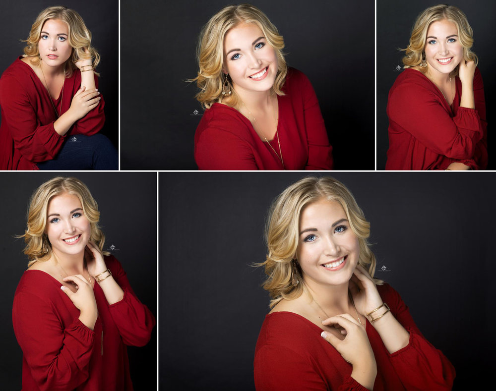 Studio Senior by Katie Swatek Photography