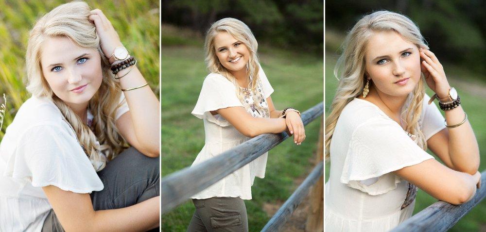 Country Senior Images by Katie Swatek Photography | Bohemian Style Senior Images by Katie Swatek Photography