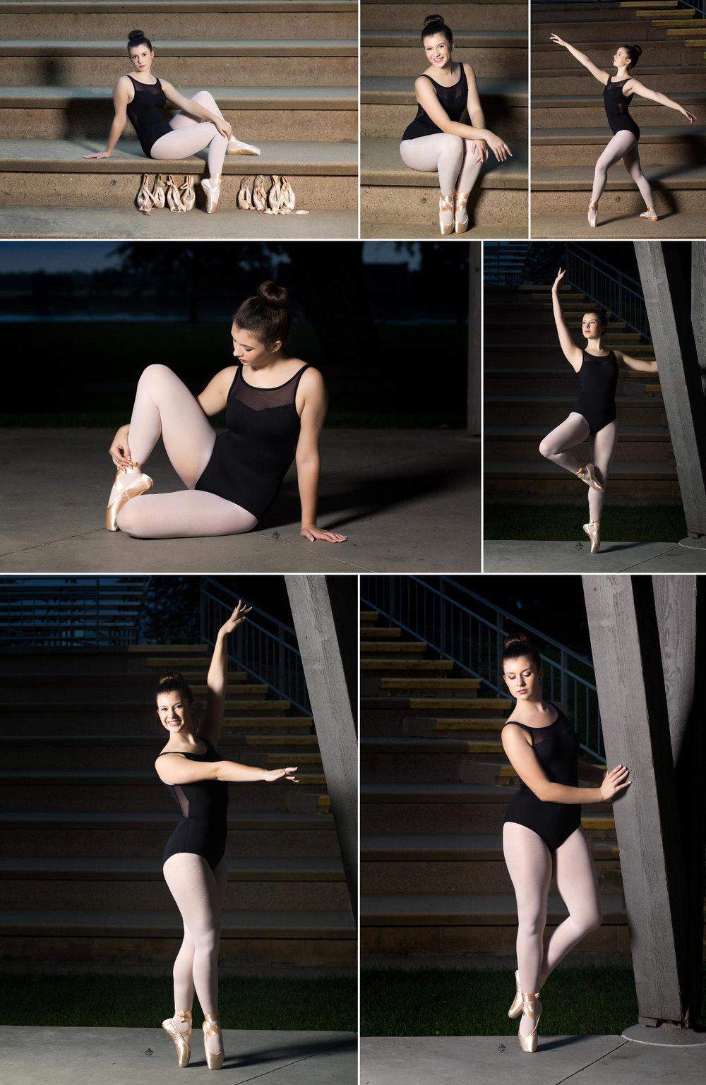 Dance Senior Images by Katie Swatek Photography | Ballerina Images by Katie Swatek Photography