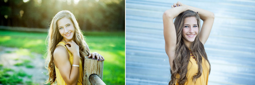 Country Senior Images by Katie Swatek Photography