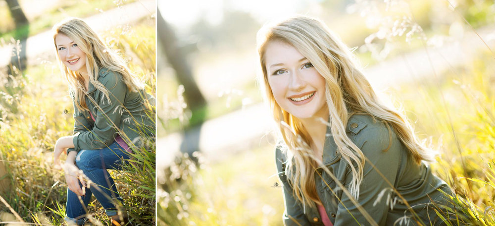 South Dakota Senior Pictures | Country Senior Pictures by Katie Swatek Photography | Tall Grass Senior Pictures by Katie Swatek Photography