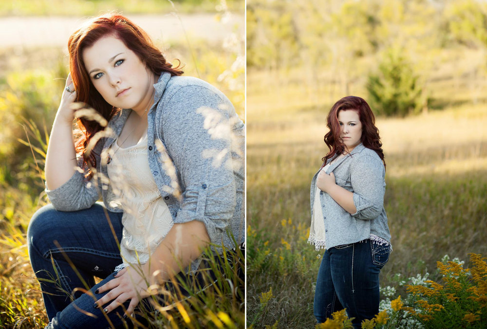Senior Pictures in South Dakota | Country Senior Pictures by Katie Swatek Photography