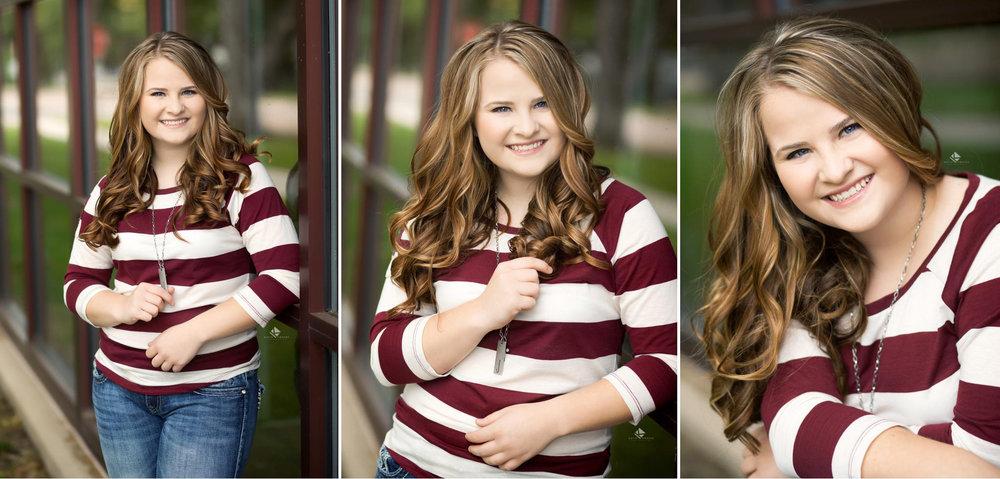 South Dakota Senior Pictures | Urban Senior Pictures by Katie Swatek Photography | Downtown Senior Pictures by Katie Swatek Photography