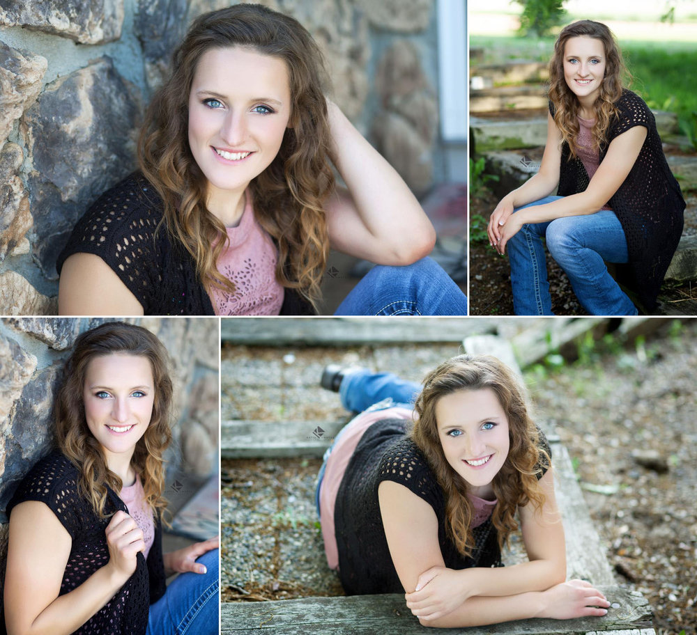 South Dakota Senior Picture Photographer | Country Senior Pictures by Katie Swatek Photography