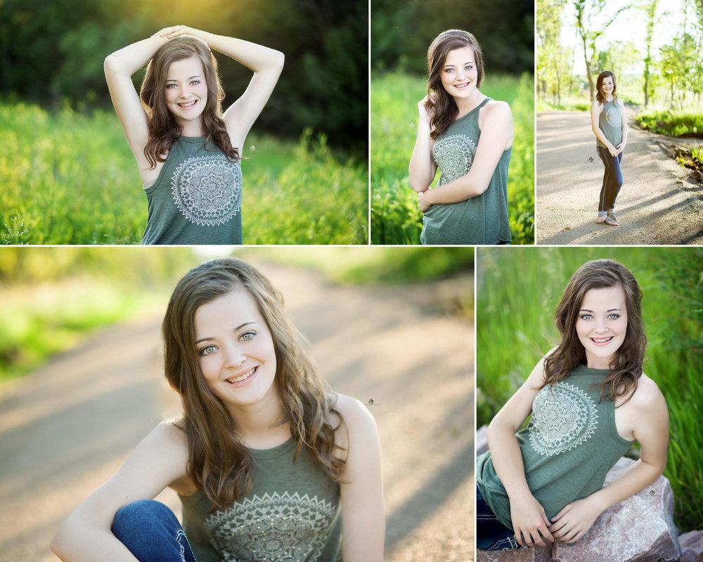 South Dakota Senior Pictures | Country Senior Pictures | Sunset Senior Pictures by Katie Swatek Photography