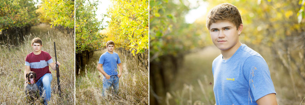 South Dakota Senior Pictures | Country Senior Pictures by Katie Swatek Photography | Guy Senior Pictures by Katie Swatek Photography