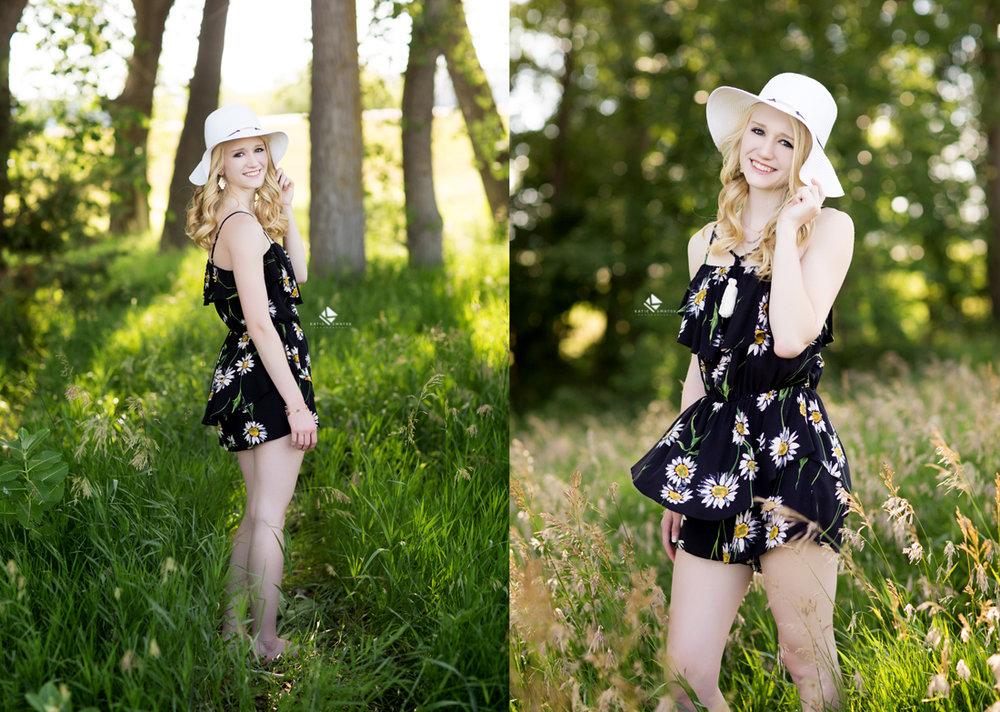 Kelsey, Class of 2018 KSP Senior Model