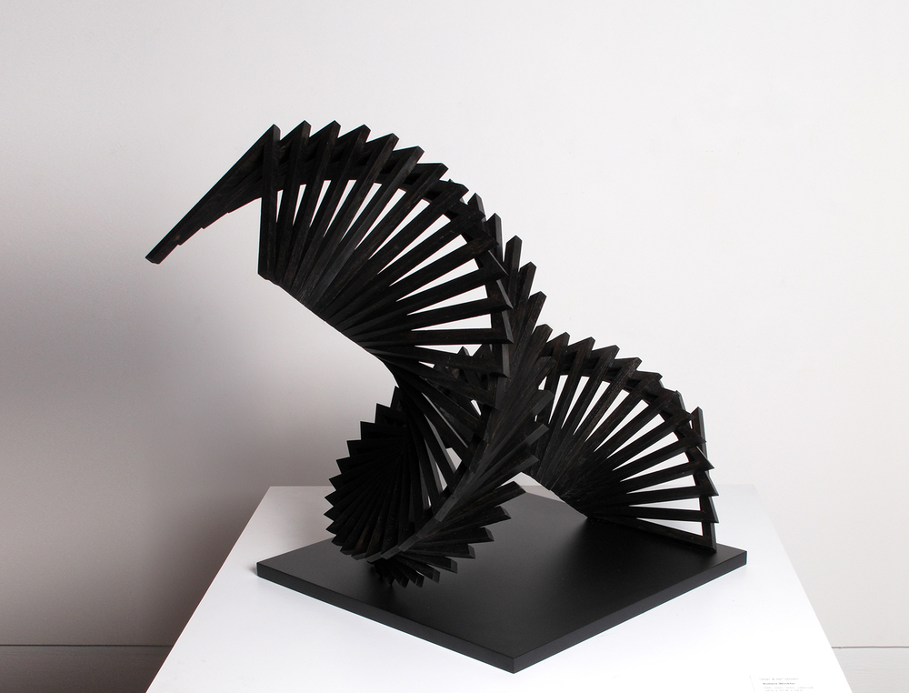 Untitled Spiral (Maquette)