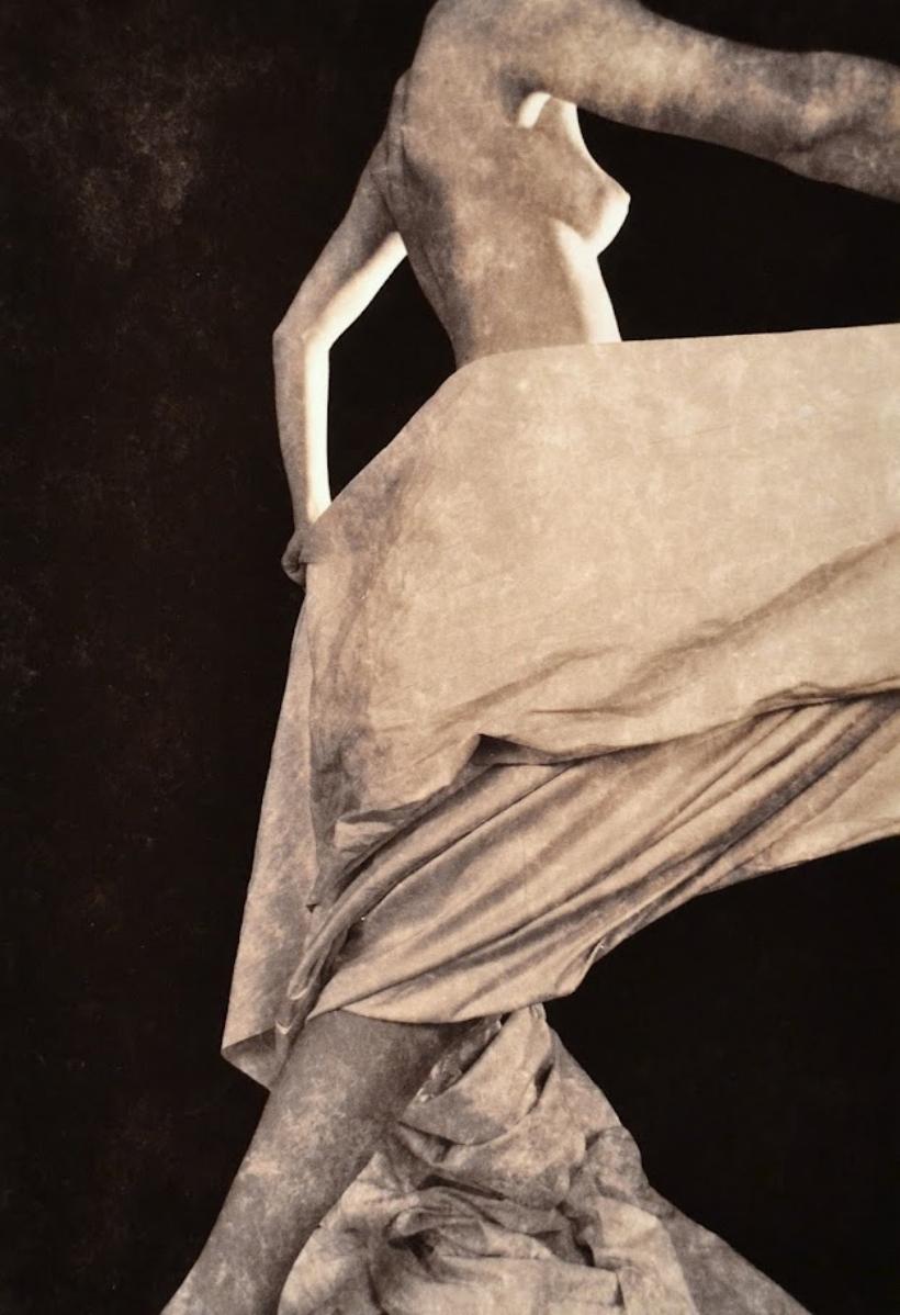 Draped Figure