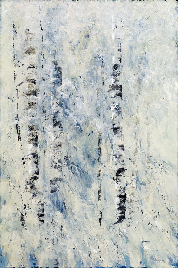 Winter Hush II 48 x 72