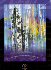 Cultural Olympiad Program Cover  2002