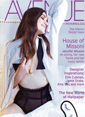 Avenue MagazineNovember 2011