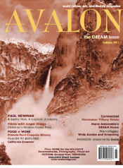 AVALON Magazine  Holiday 2011