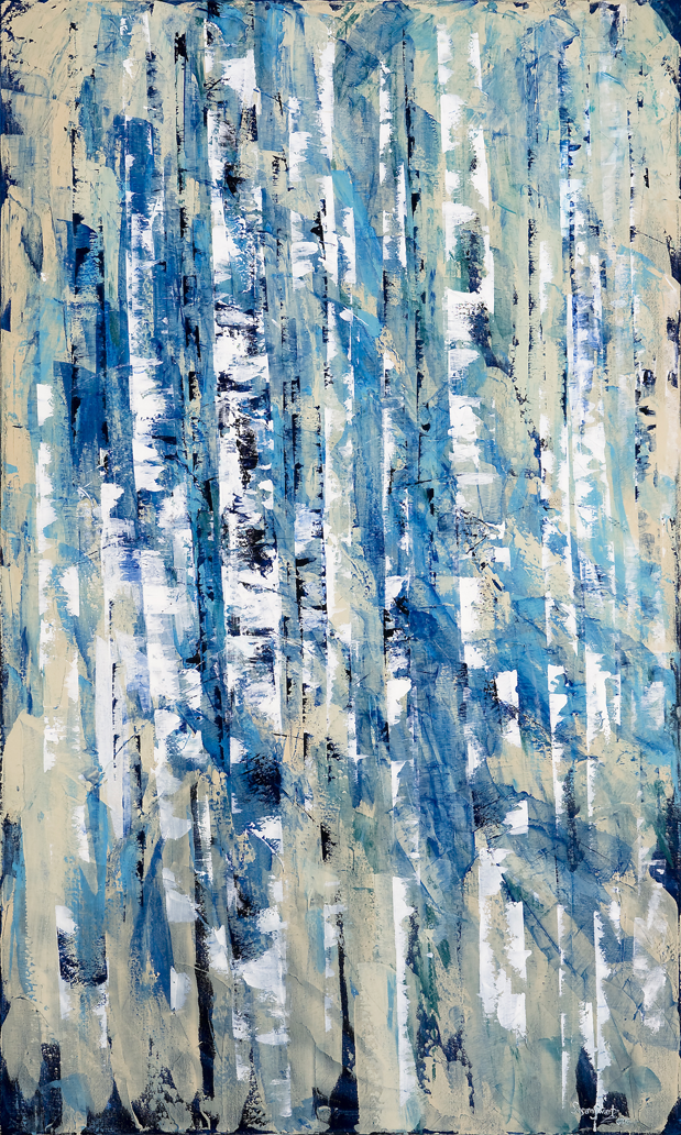 Winter Chill 36 x 60