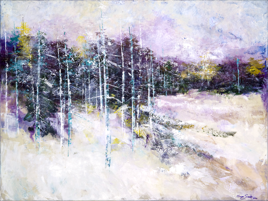 Winter Solstice 40 x 30