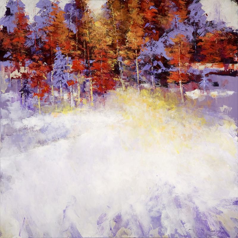 Winter's Festival 60 x 60