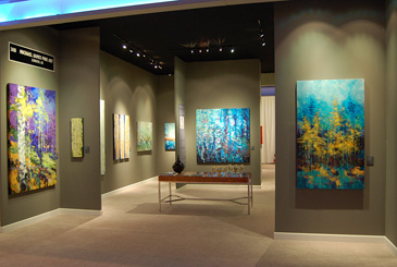 American International Fine Art Fair 2013
