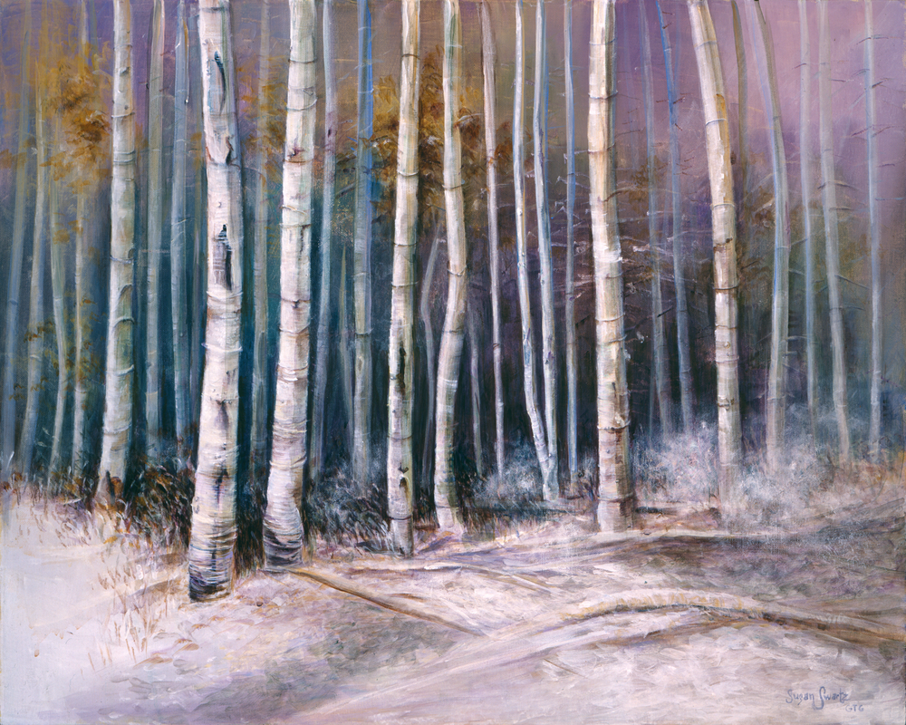 Aspens in Winter 40x32.png