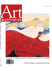 Art & Antiques  November 2012
