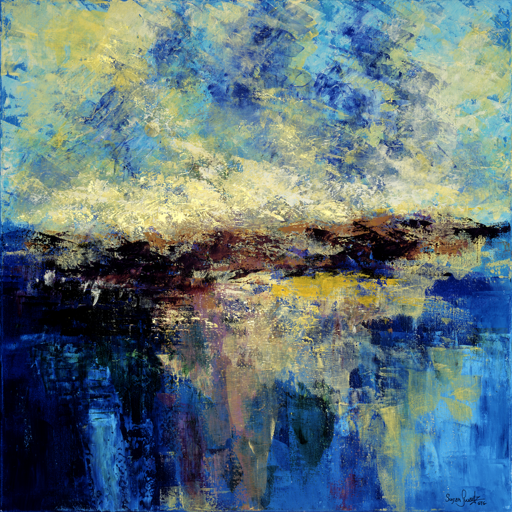 Afterglow 36 x 36