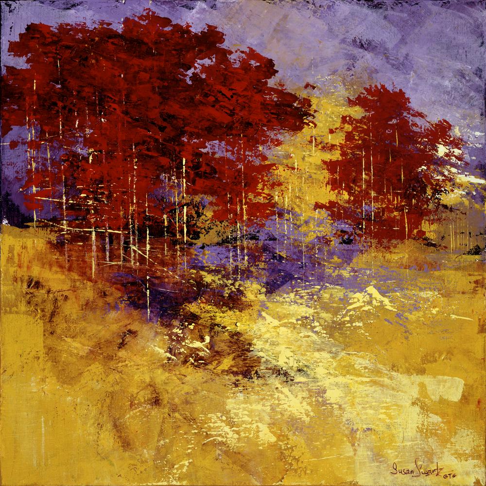 Autumn Song 20 x 20