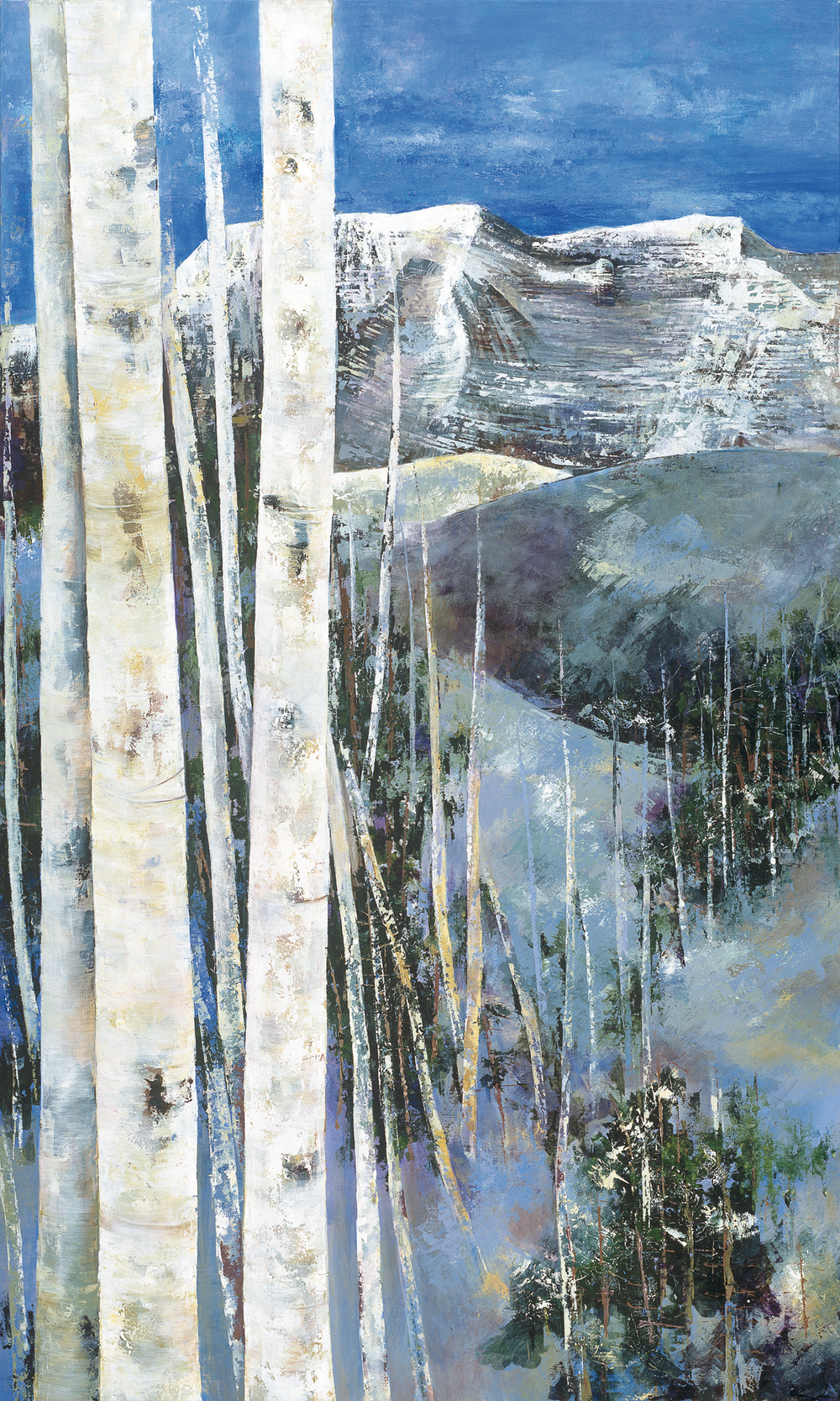 Cascade Springs 36 x 60