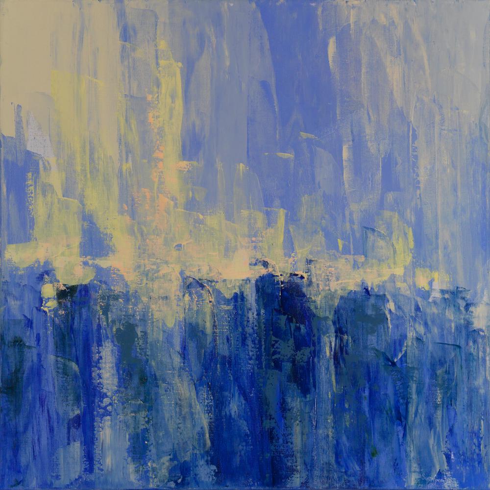 Water Study 002 36 x 36