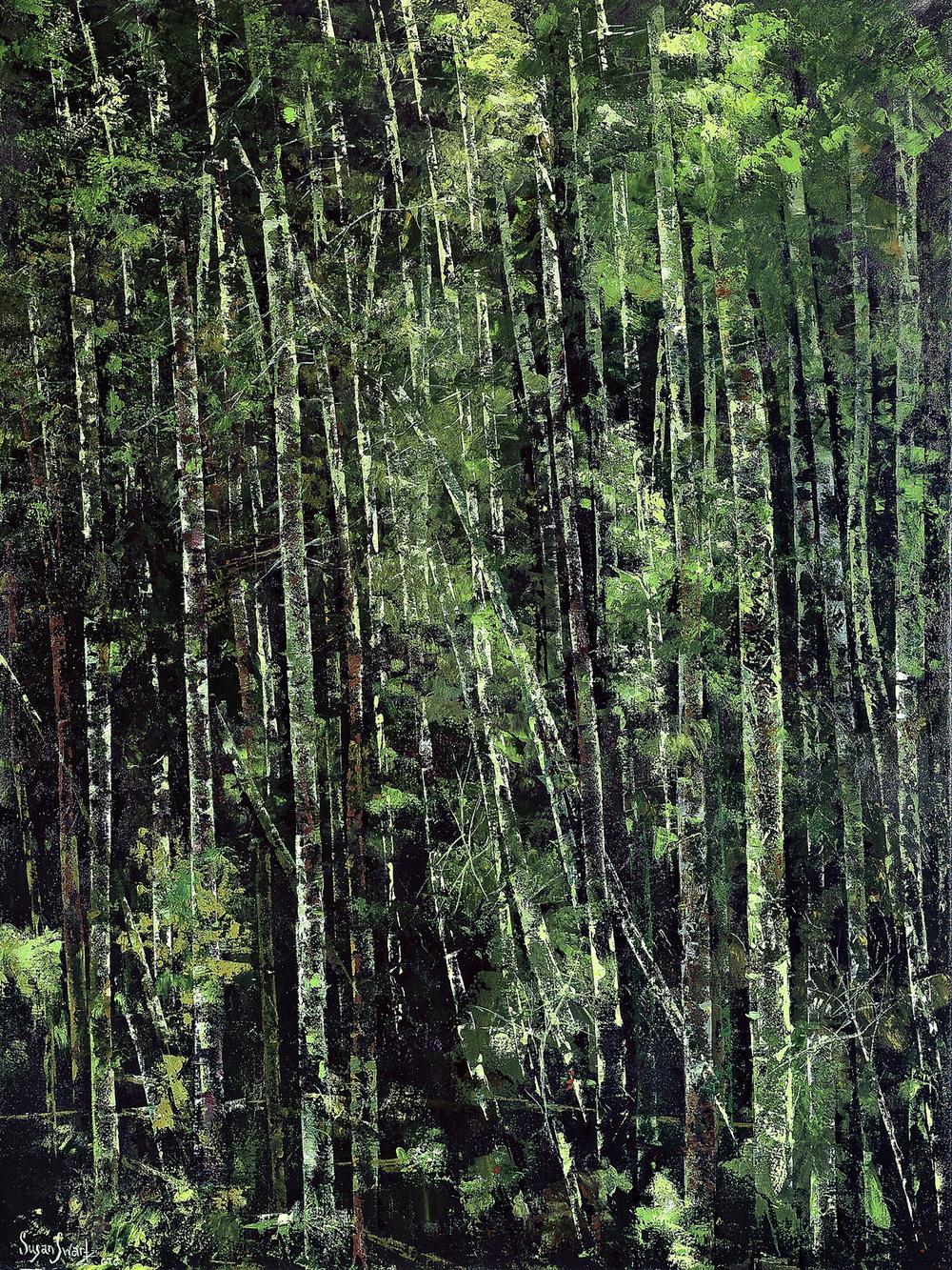 Green Splendor 30 x 40