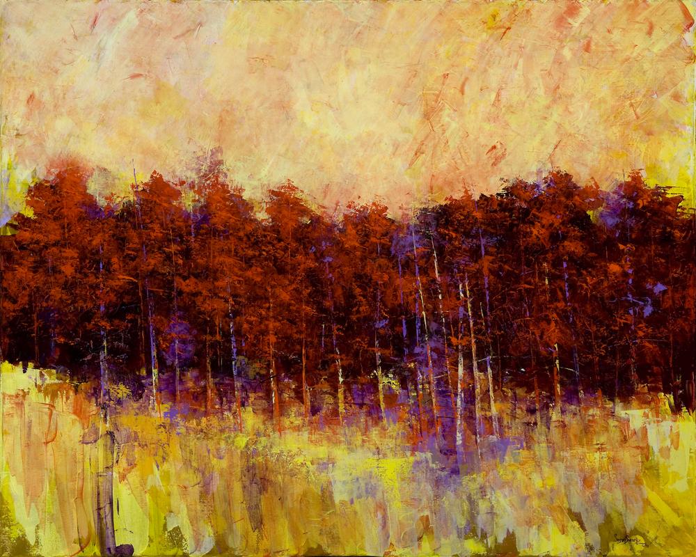Autumn Blaze II 60 x 48