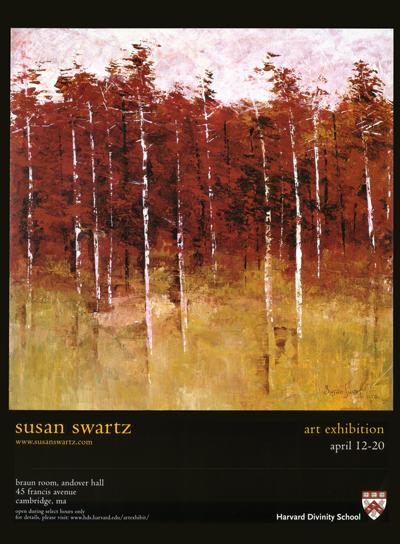 Art Exhibition Harvard Divinity School