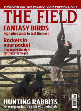 The Field Magazine November 2012