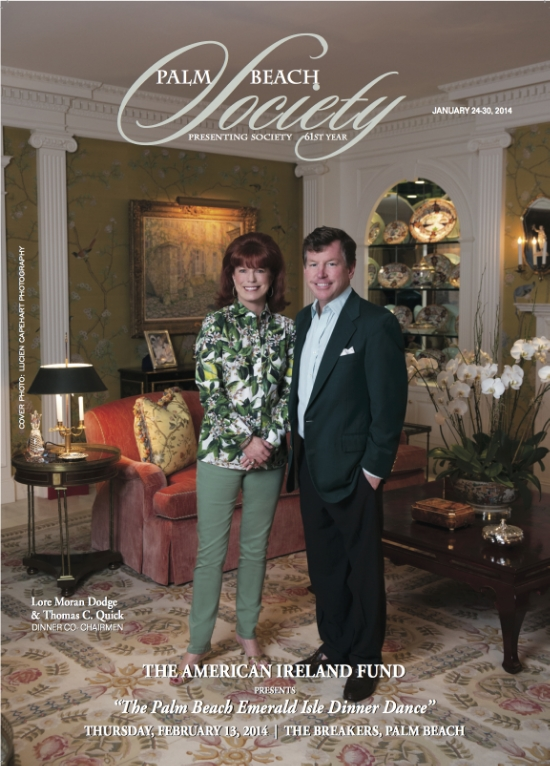 Palm Beach Society January 2014