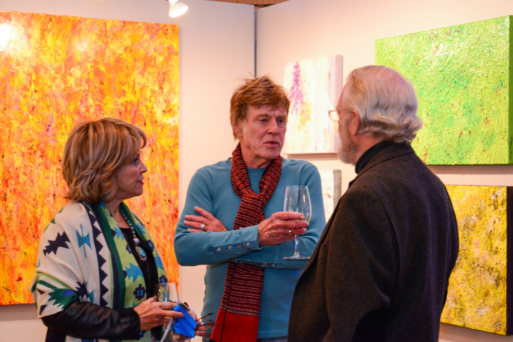 Kimball Art Center Winter Art Salon