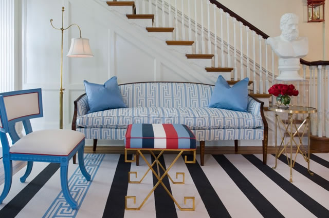 Credit: Tobi Fairley - Richmond Symphony Showhouse