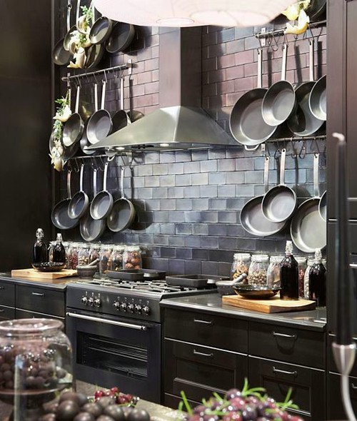 Image Source:  Core 77  blog, Ikea kitchen