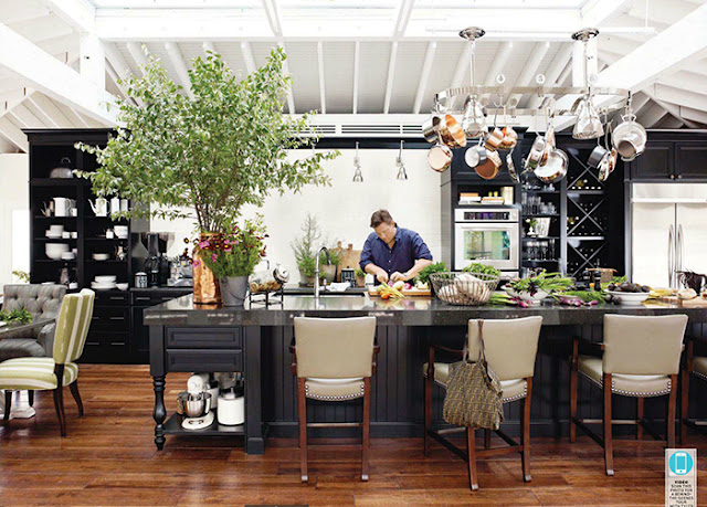 Image via House Beautiful Kitchen of the Year 2011 - Tyler Florence