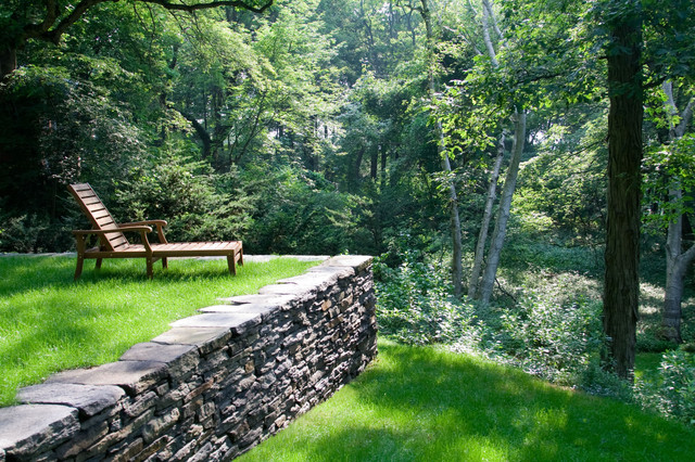 Retaining wall | Source: Houzz