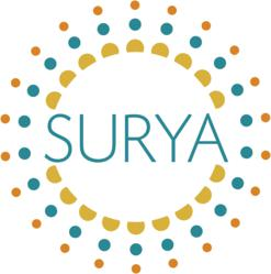 Michael Payne designs area rugs for Surya. So support him by supporting Surya!