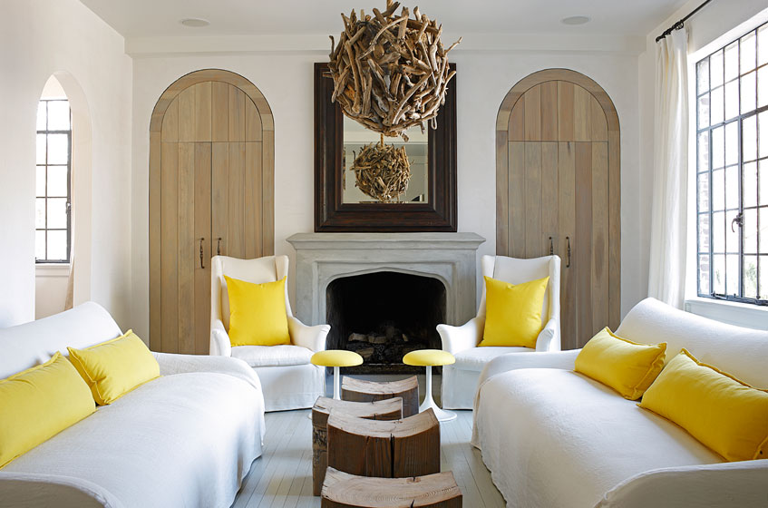 ARTICLE: How Patternless Decorating Manifests Limitless Peacefulness | Image Source:  Interior Design Musings  | OPEN ARTICLE...http://carlaaston.com/designed/how-patternless-decorating-manifests-limitless-peacefulness