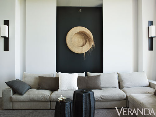 ARTICLE: How Patternless Decorating Manifests Limitless Peacefulness | Image Source:  Digging Decor  | OPEN ARTICLE...http://carlaaston.com/designed/how-patternless-decorating-manifests-limitless-peacefulness
