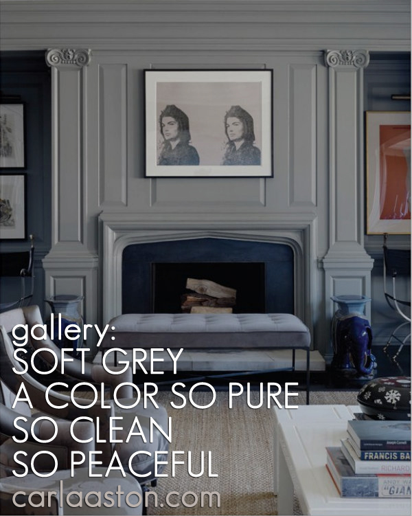 "ARTICLE ""Soft Grey, A Color So Pure, So Clean, So Peaceful 