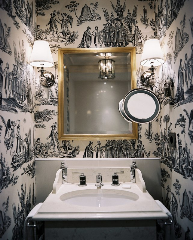 ARTICLE: Toile de Joy | You Either Love It Or Hate It | Image Source:  Estate Eclectic  | CLICK TO READ... http://carlaaston.com/designed/toile-de-jouy-love-or-hate-design-pattern