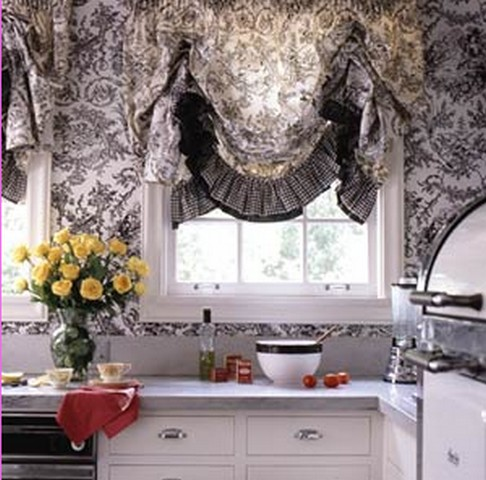 ARTICLE: Toile de Joy | You Either Love It Or Hate It | Image Source:  Country Living  | CLICK TO READ... http://carlaaston.com/designed/toile-de-jouy-love-or-hate-design-pattern