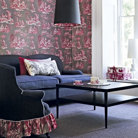 ARTICLE: Toile de Joy | You Either Love It Or Hate It | Image Source:  Velvet Puff  | CLICK TO READ... http://carlaaston.com/designed/toile-de-jouy-love-or-hate-design-pattern
