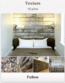 "Click to Follow Pinterest Board, ""TEXTURE"" & many others..."